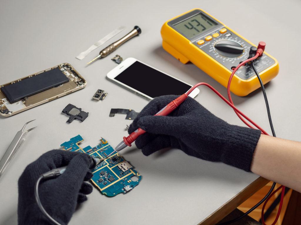 仕入管理の適切化による部品の安全性
